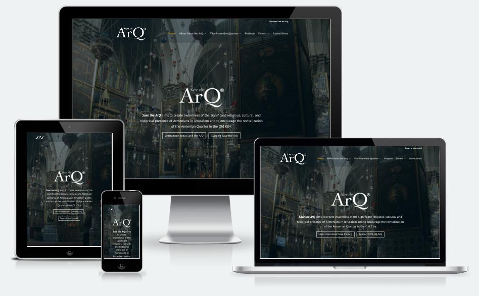 Divi Website- Non-profit
