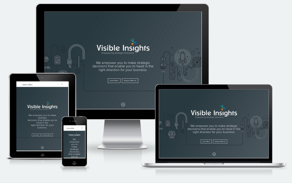 Divi Website - small business