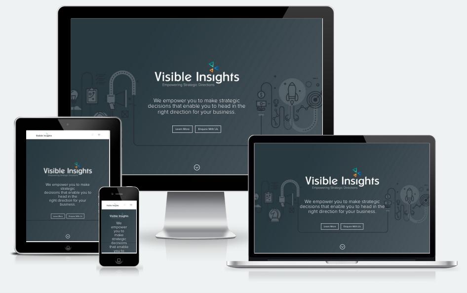 Divi Website - small business